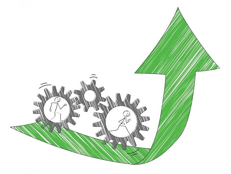 Effizienzsteigerung im Gewerbe durch Energieberatung