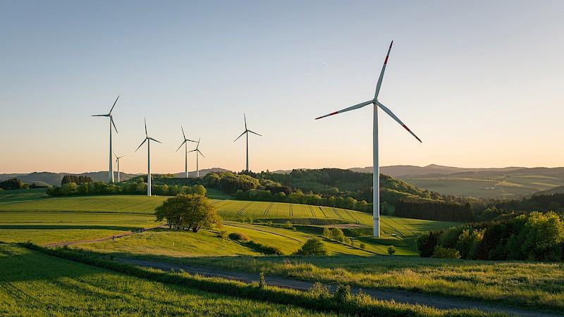 GIS-Daten sind unverzichtbar zur optimalen Standortbestimmung von z.B. Windkraftanlagen