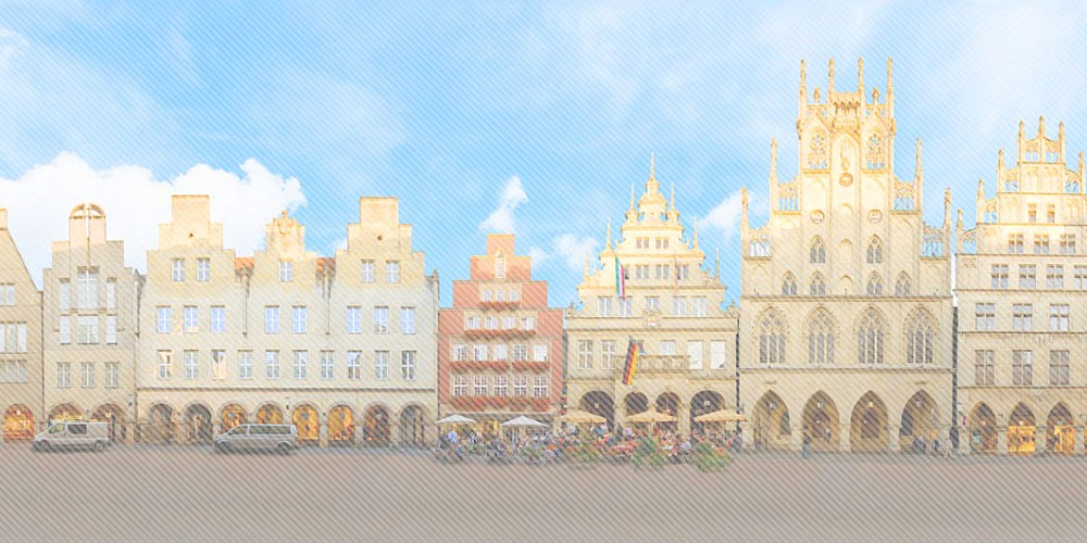 Stadtbild Münster