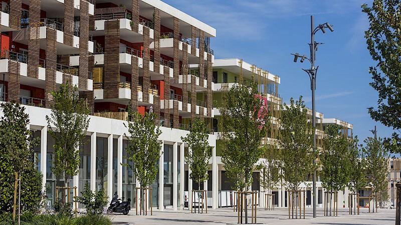 Beispiel einer Quartiersplanung