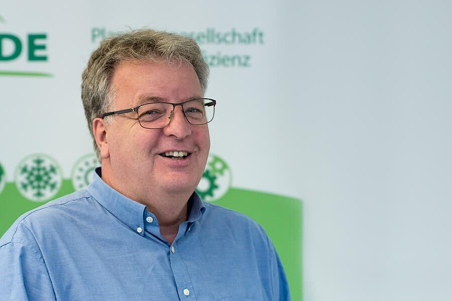 Karl-Heinz-Rehage-Projektleiter