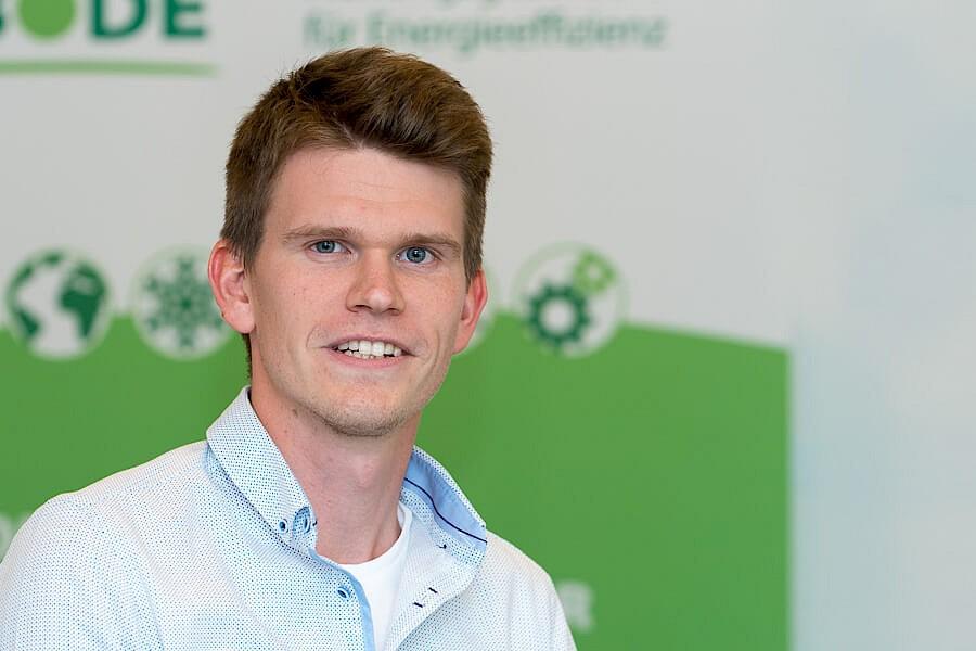 Lucas-Boerner-Projektleiter